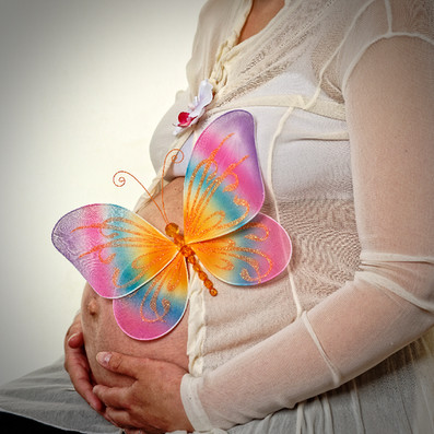 Portrait femme enceinte by Studiomaybe