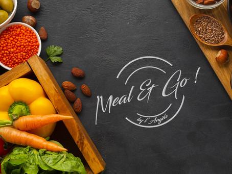 Création du site Meal & Go !
