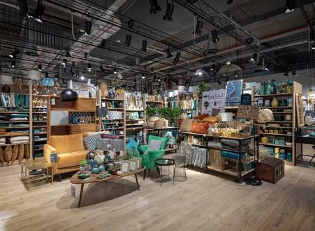 Reportage photos pour une boutique d'ameublement et de décoration
