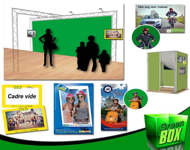 Photo Booth - photomaton by StudioMaybe