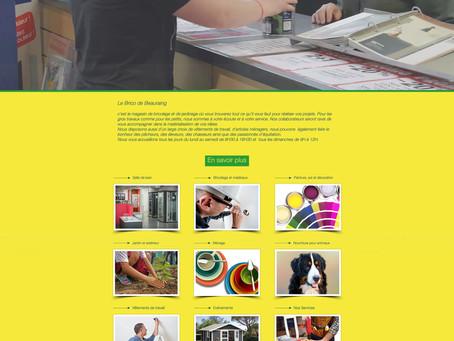 Création site internet by StudioMaybe