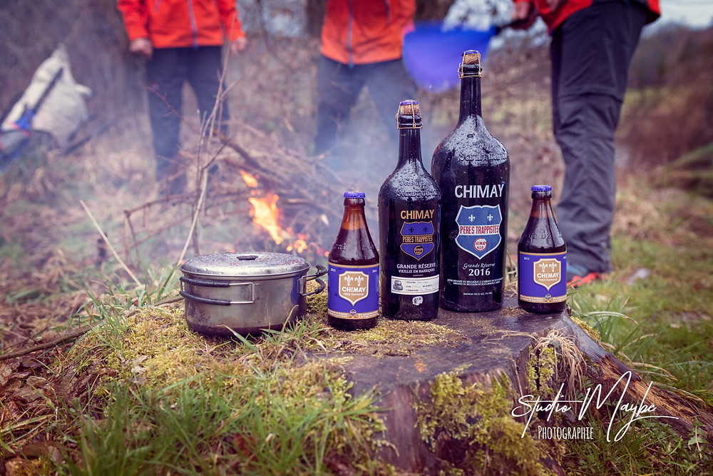 TransBelgica 2018 - Pack and Craft - by Studio Maybe - Chimay