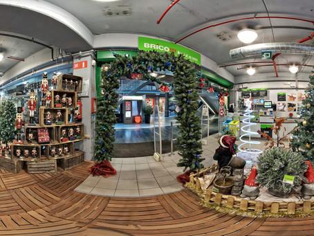 Venez visiter notre marché de Noël...