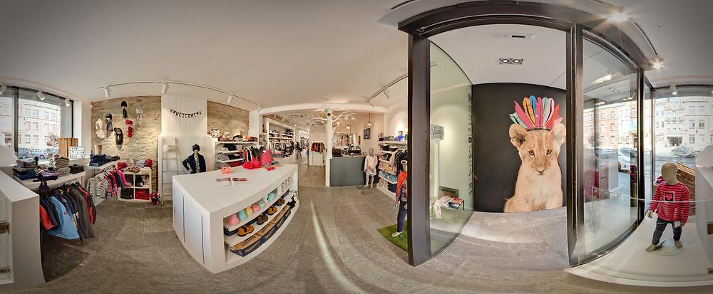 Boutique TOt'm Bastogne by StudioMaybe