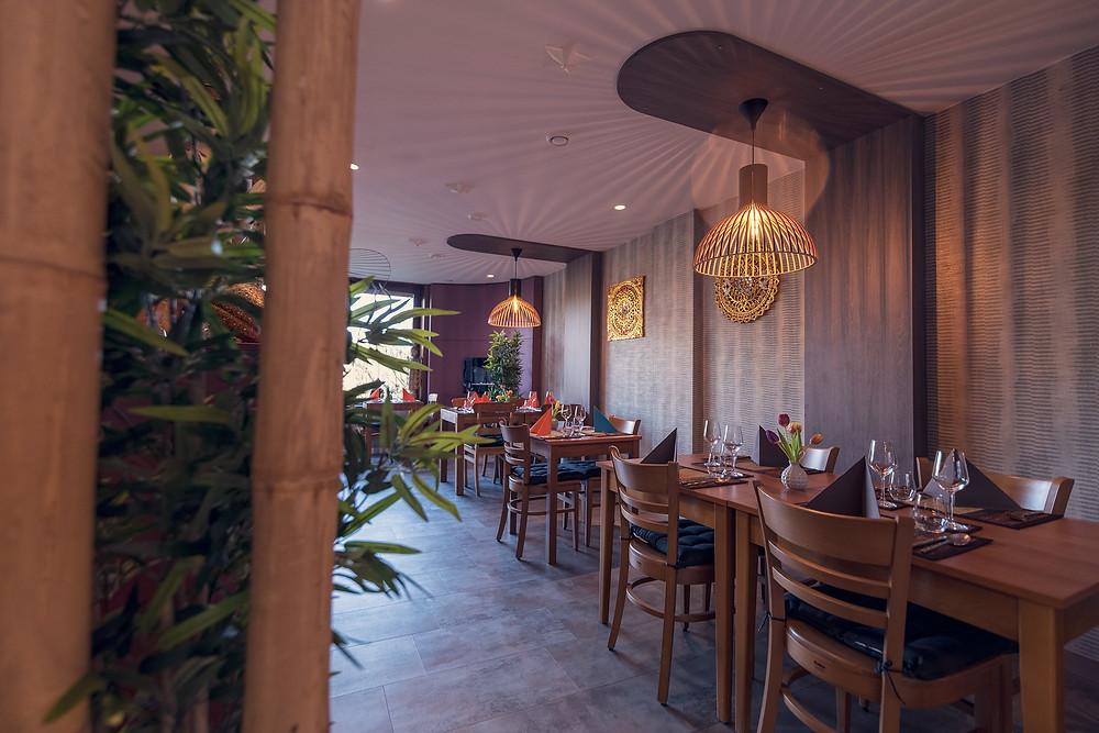 Reportage photos restaurant Sam Thaï Rochefort by Studio Maybe