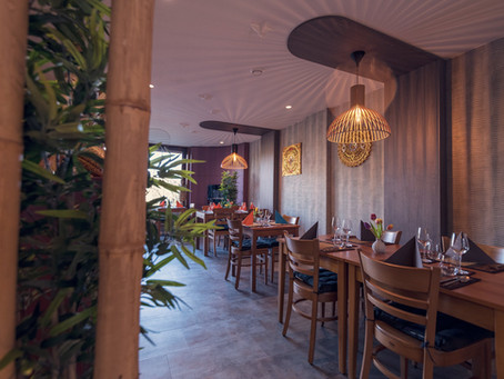 Restaurant Sam Thaï Rochefort
