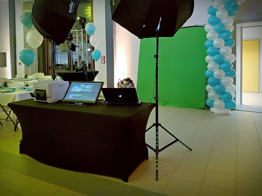 Studio Photo anniversaire by Studiomaybe - Photo Booth