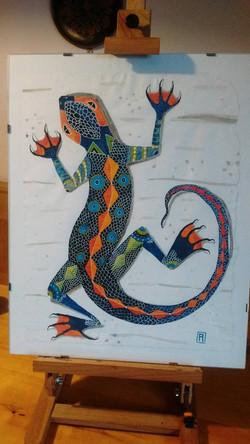 Vandut. Lizard