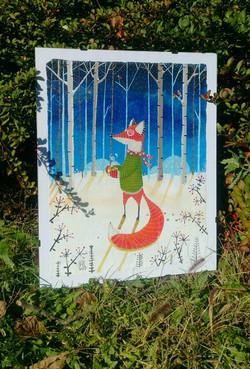 Vandut. Mr Fox