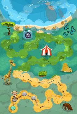 Trickit Map