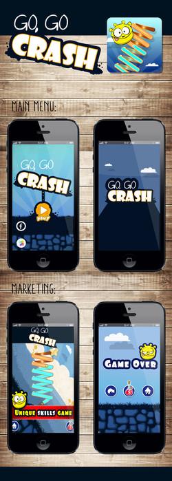 GO-GO-Crash game