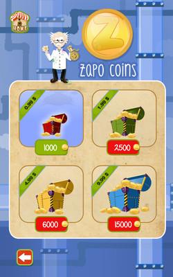 Zapo Coins