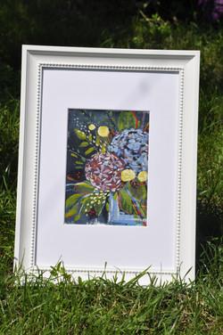 Vandut. Summer flowers 02