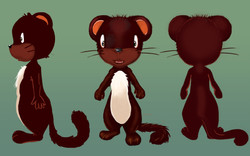 mink character