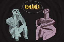 illustrations for Romania WOW video