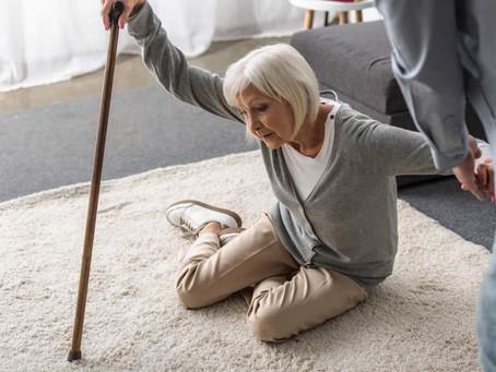 Porque quedas são tão perigosas para idosos