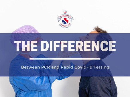 What's the Difference Between PCR and Rapid Covid-19 Testing?