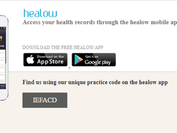 Activating Your Patient Portal
