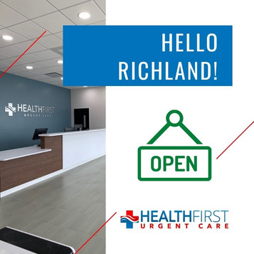 Hello Richland! A New Urgent Care is in the Tri Cities