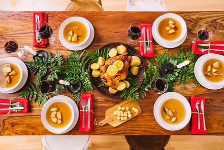 top-view-christmas-dinner-with-soup-dish
