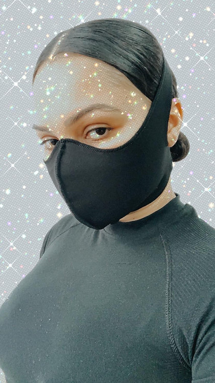 Masque style Ninja Lot de 10