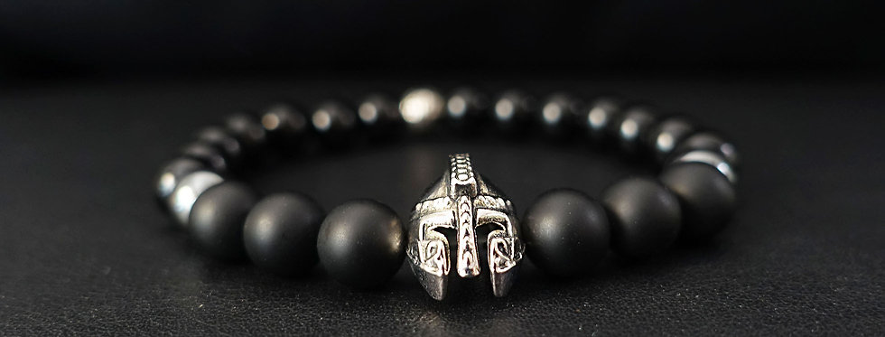 King of Gladiators Beaded Bracelet