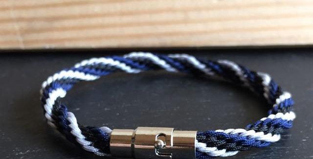 Kumihimo BBW Bracelet