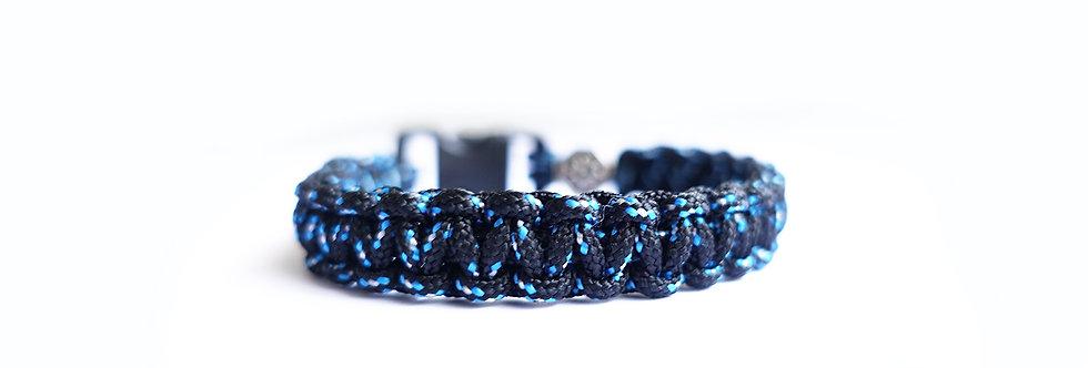 Seabreeze Mini Rope Snowflake Bracelet