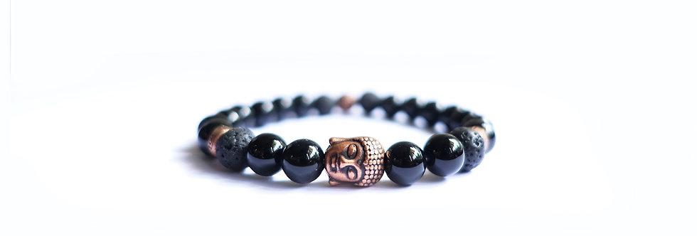 The Awaken Zen Bead Bracelet