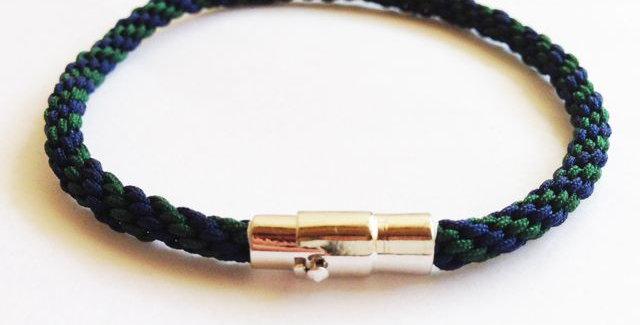 Kumihimo BG Braid Bracelet