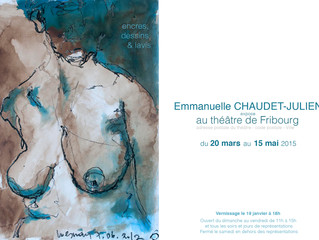 Vernissage Expo Nuithonie 19 mars 2015