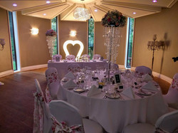 Intimate Top Table