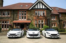 Unusual Wedding Cars