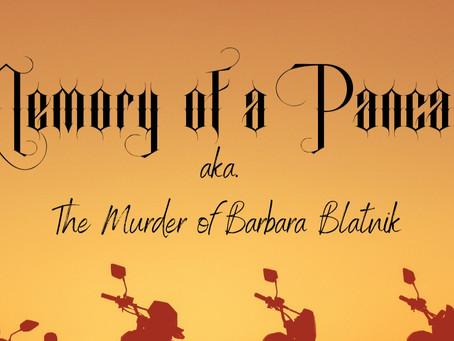 The Memory of a Pancake aka The Murder of Barbara Blatnik