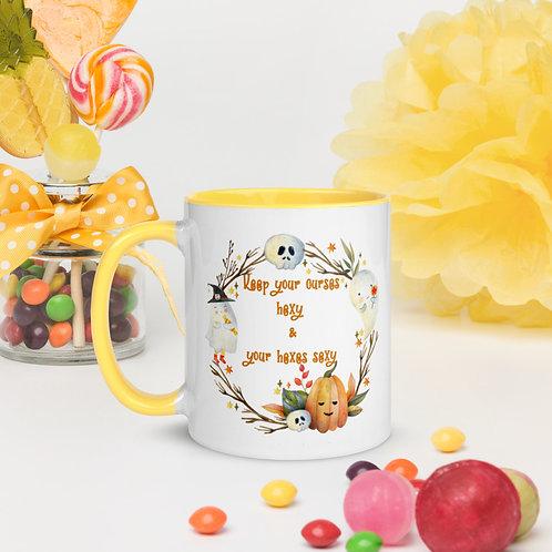 Hexy Colorsplash Mug