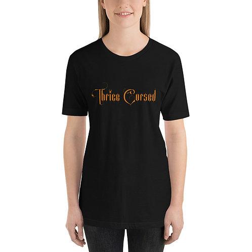 Thrice Cursed Logo Tee