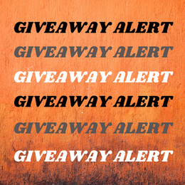 A CURSED GIVEAWAY!!!