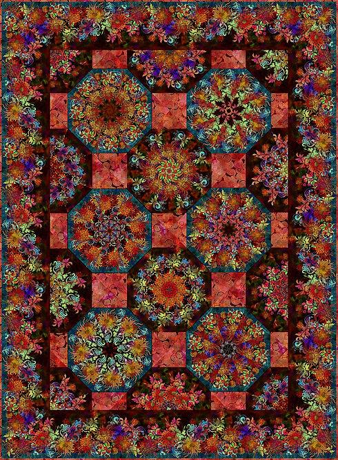 95428 OFK Floragraphix V Multi Pattern &