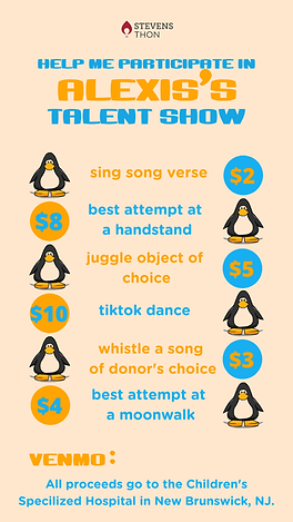 Alexis's Talent Show Dare Board.png