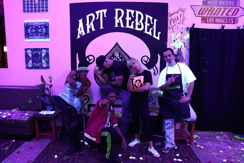 Art Rebel 3