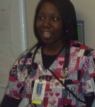 When I knew I would be a nurse.