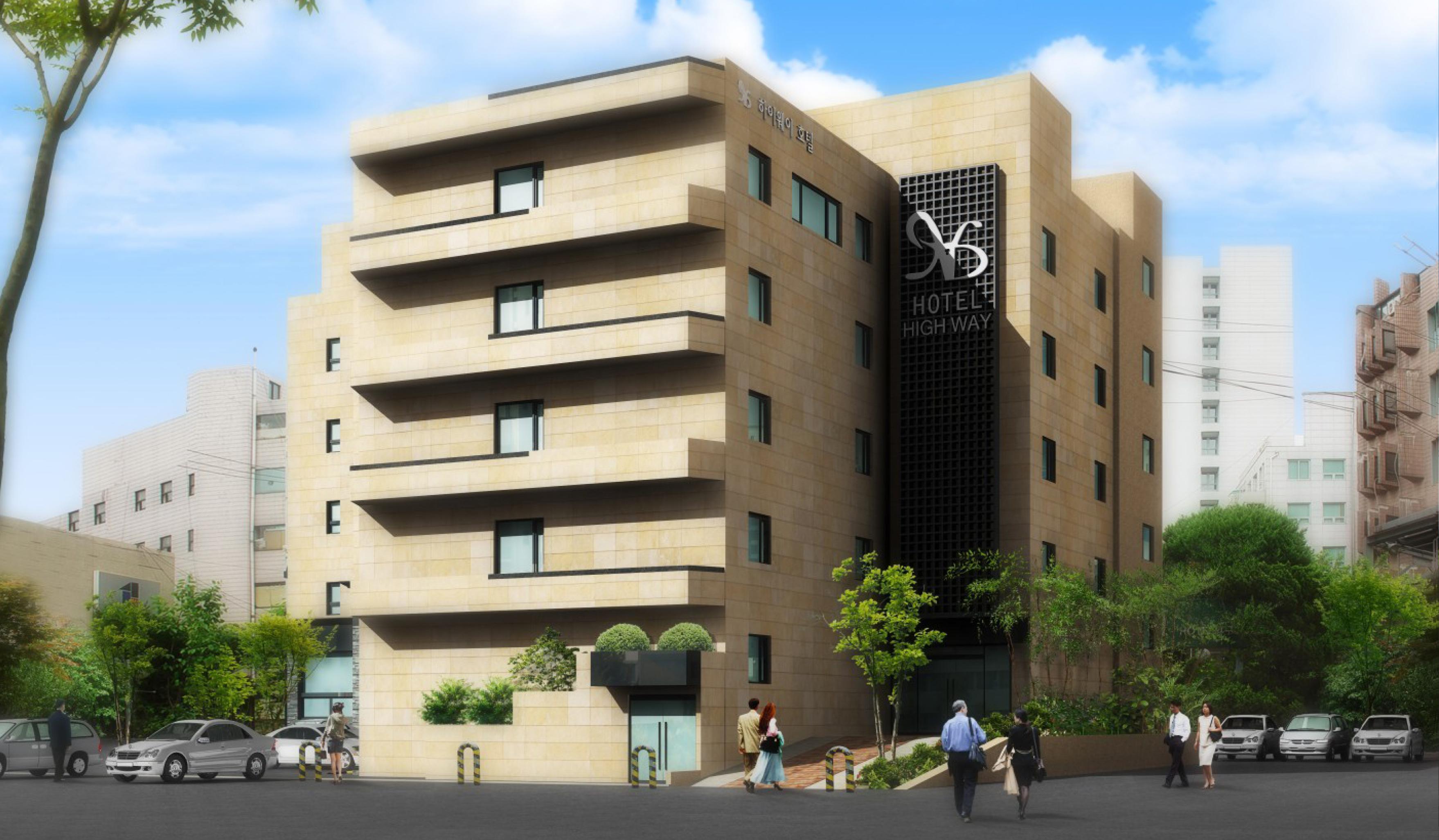 신사동호텔 하이웨이 2012