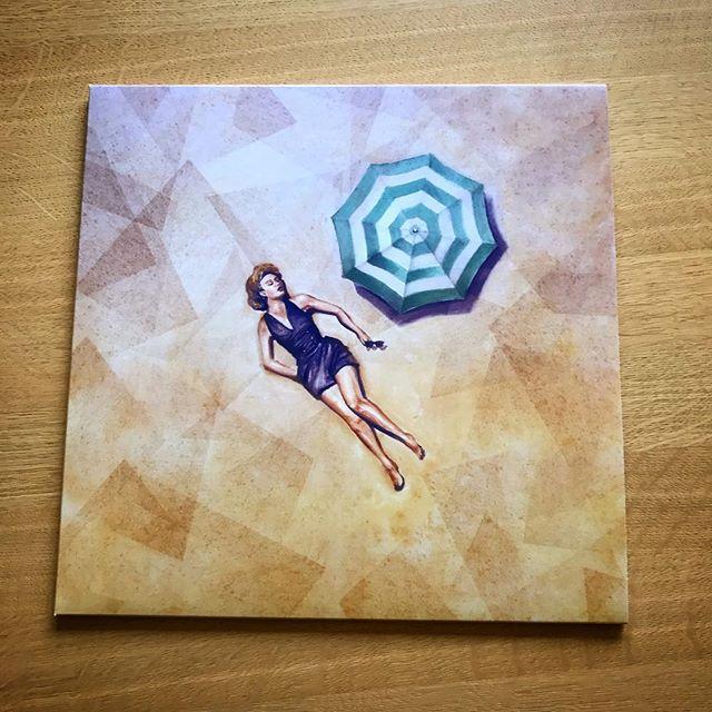 Vores nye vinyl bliver naturligvis også solgt til releasen d. 10