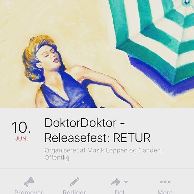 2017 #release #retur #doktordoktor # _musikloppen Slesvig__