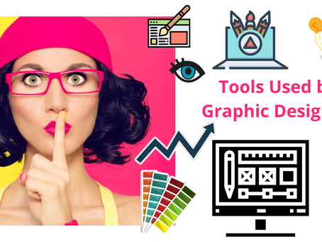 Tools used by Graphic Designers for Social Media.