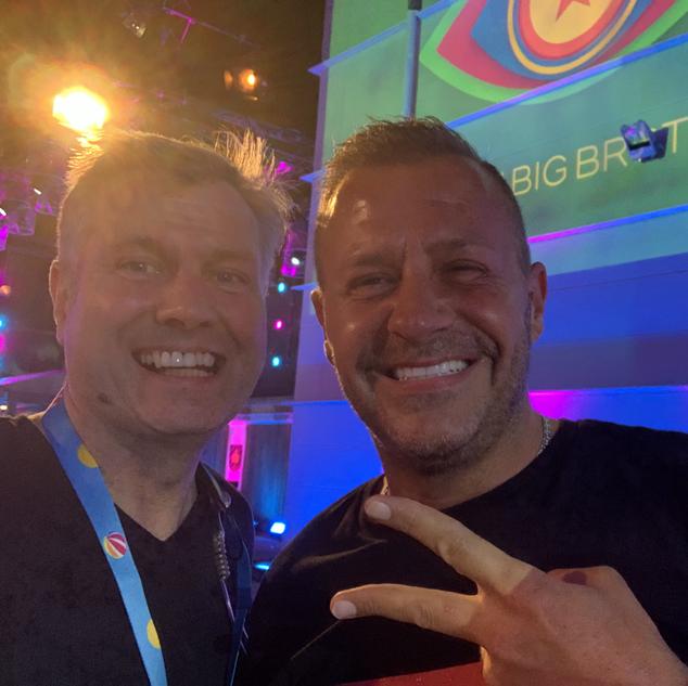 Promi Big Brother - SAT1 - Warm Upper Andreas Rietz