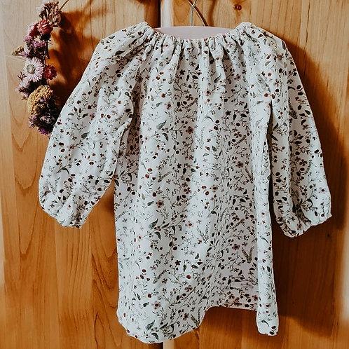 Vintage Tunika Bluse/Kleid