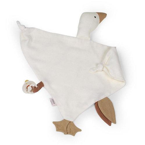 Schnullertuch Goose