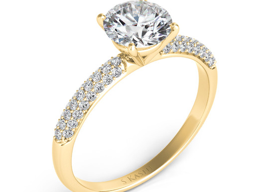 Four exciting engagement ring trends for 2021