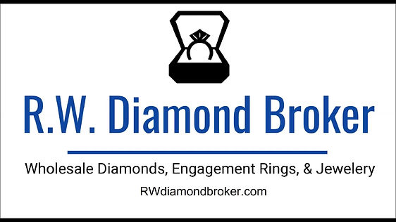 R.W. Diamond Broker does custom wedding rings and, engagement ring design in Dallas
